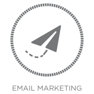 taylormade creative email marketing icon