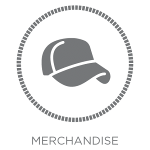 taylormade creative merchandise icon