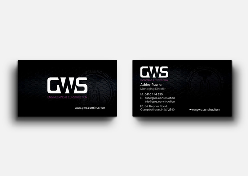 GWS Business Cards