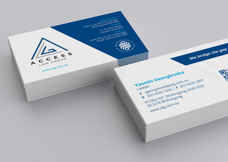 ALG Business Cards