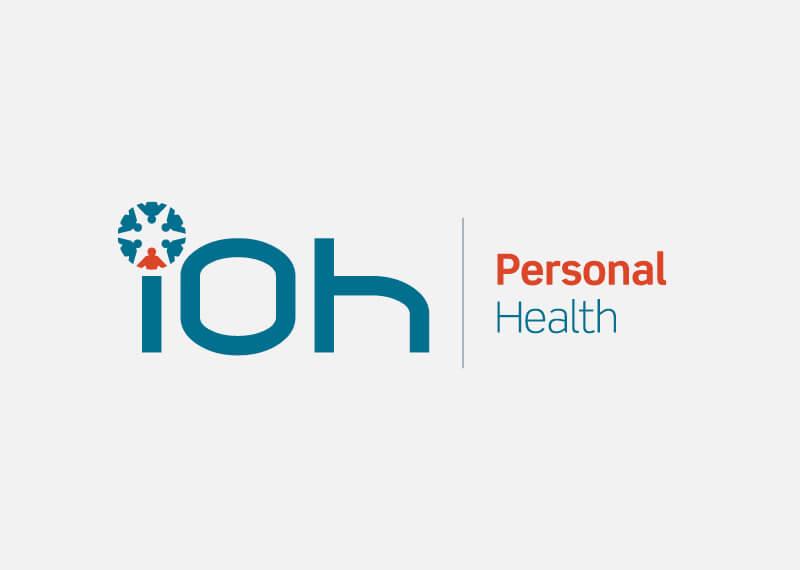 IOH Personal Health Logo