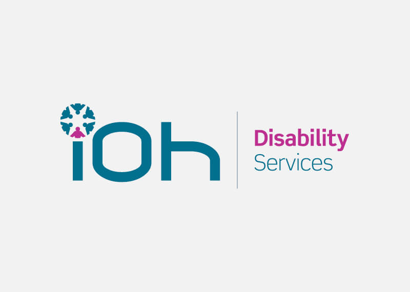 IOH Disability Services Logo