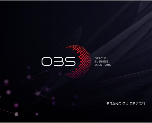 Oracle Brand Guide Cover