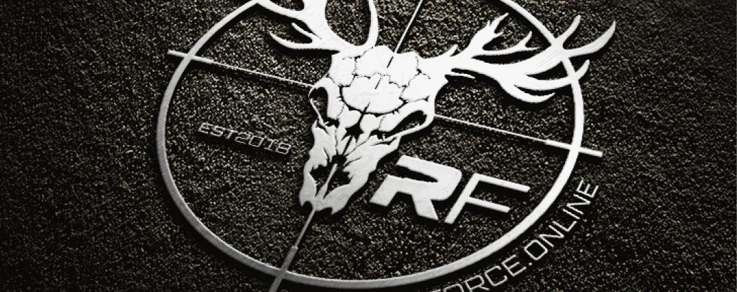 Range Force Brand Badge